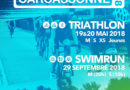Triathlon de Carcassonne 19/20 mai 2018
