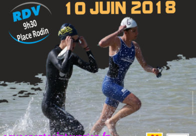Aquathlon de Saint Cyprien, qualificatifs aux championnats de France.