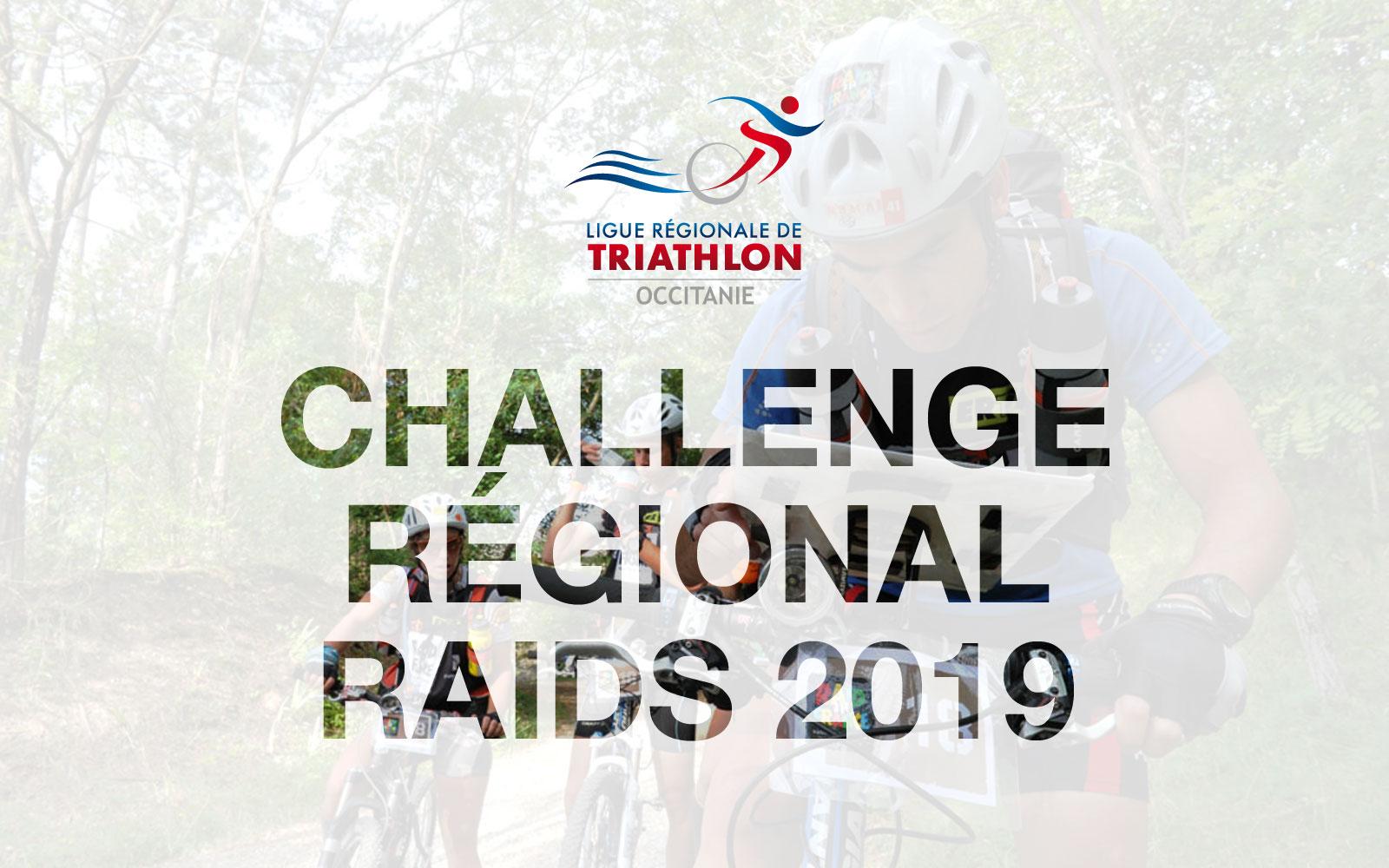 Calendrier Raid Multisport 2019.Challenge Regional Raids Ligue Regionale De Triathlon