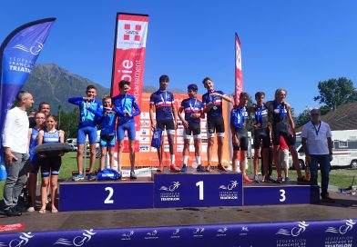 Résultats Championnats de France Jeunes de Triathlon 2019 – Grignon