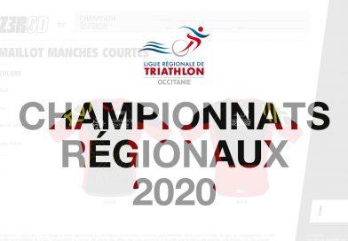 Championnats régionaux 2020