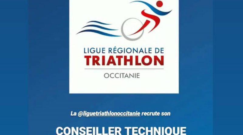 Offre d'emploi : la Ligue Occitanie recrute un CTL