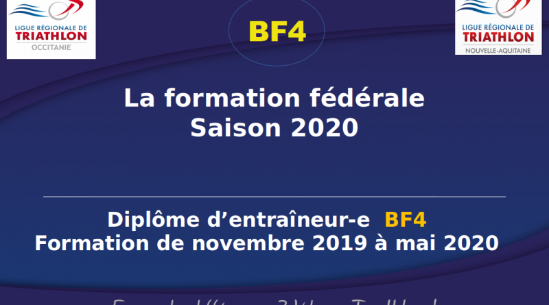 Résultats Formation BF4 Grand Sud Ouest – Occitanie