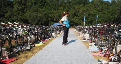 On l'attendait tous: le Triathlon de la Montagne Noire !