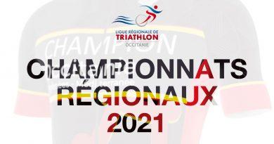CHAMPIONNATS REGIONAUX 2021
