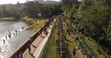 Entretien avec les organisateurs du Triathlon de Revel