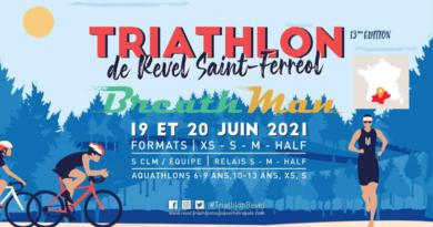 Triathlon de Revel : informations importantes