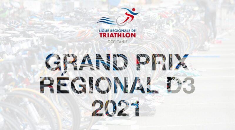Champions Régionaux D3 Duathlon & Triathlon 2021