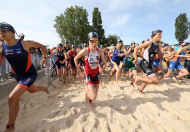 Championnats de France Triathlon Jeunes Angers – 18 juillet